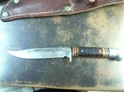 WESTERN KNIVES Hunting Knife KNIFE
